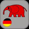 14000 German verbs icon