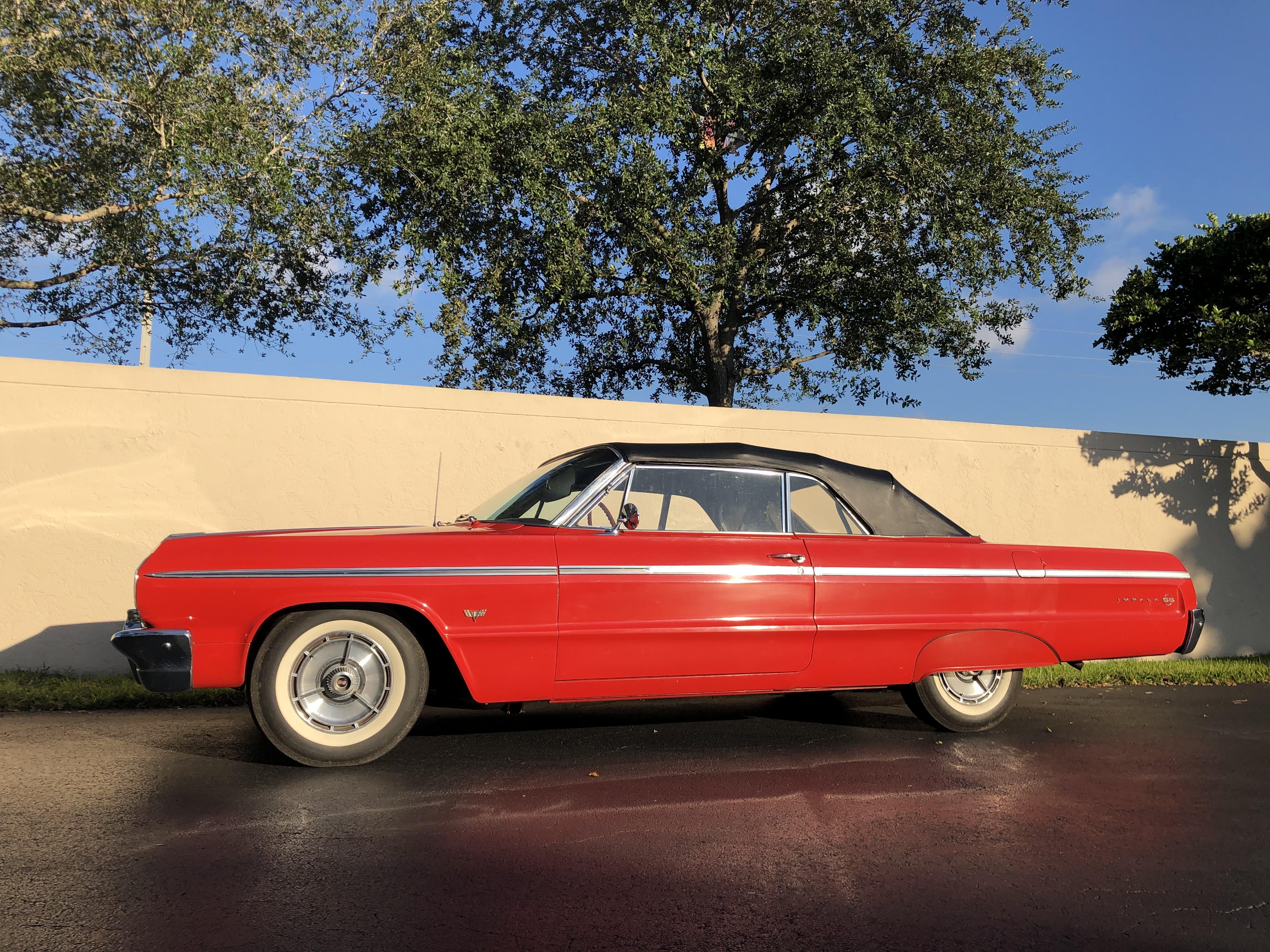 Chevrolet  Impala Hire Miami