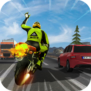 Speed Moto Traffic Chase for PC and MAC