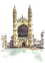 Photo: Cambridge-King's College