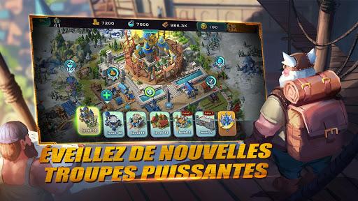 Télécharger Art of Conquest: Horizon sombre apk mod screenshots 4