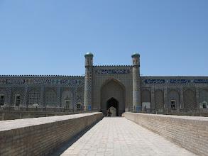 Photo: Kokand, Khudoyar-khan palace