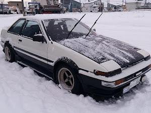 スプリンタートレノ AE86 APEX Limtedのカスタム事例画像 よしさんの2019年12月01日19:07の投稿