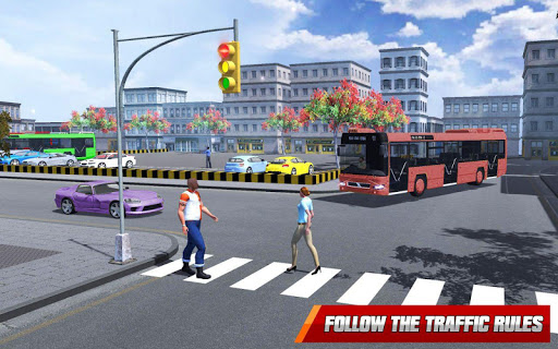 Tourist Drive Bus Parking Simulator 1.3 screenshots 2