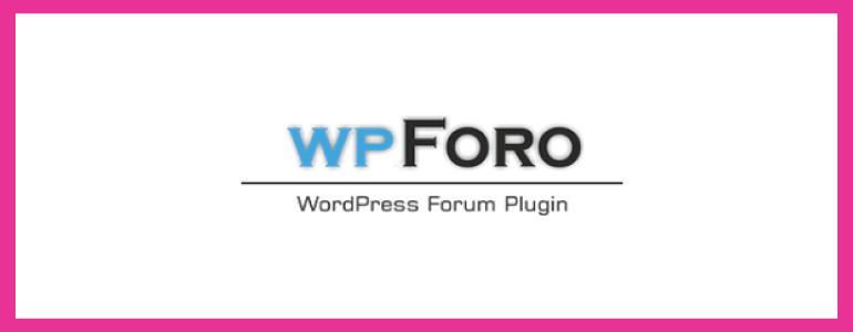 WP Foro Forum