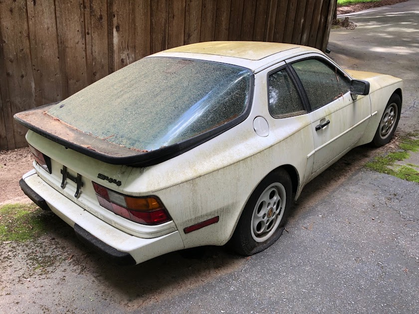 Porsche 944 Parts >> Lemons 1987 Porsche 924s And Parts 1987 Porsche 944 500