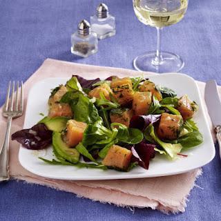 Gravlax Salad