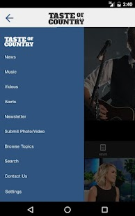 Taste of Country - Latest Country Music News- screenshot thumbnail