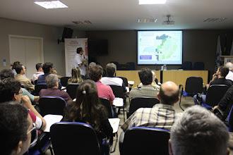 Photo: Workshop debate a geologia do Grupo Macaúbas
