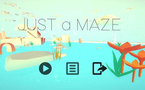 JUST a MAZE v9.0