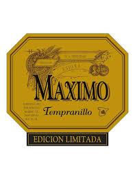 Logo for Maximo Tempranillo