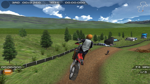 HC Dirt Bike Screenshot