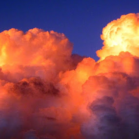 by Annie Cator - Landscapes Cloud Formations