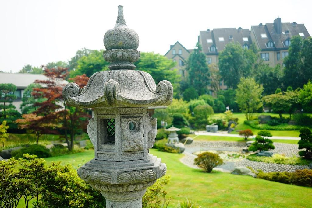 Japanese Garden EKO Haus in Düsseldorf