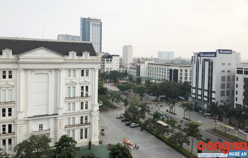 Quy hoạch chung của TP Vinh phải đảm bảo sự hài hòa giữa phát triển và thành phố xanh - sạch - văn minh