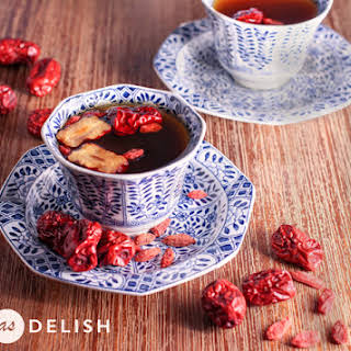 Dried Red Dates Recipes.