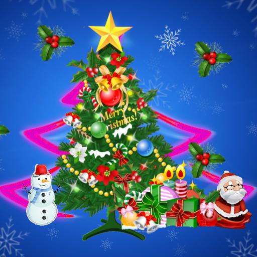 3D Christmas tree LWP (app)