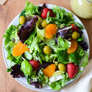 Green Salad With Strawberries And Mandarin Oranges Recipes