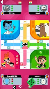 Cartoon Network Ludo Mod Apk 1.0.206 (Unlimited Free Spins) 5
