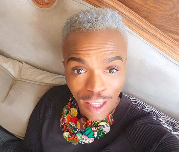 Choreographer Somizi Mhlongo. File photo