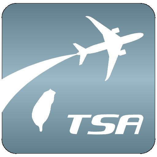 台北松山空港 フライト情報 交通運輸 App LOGO-硬是要APP
