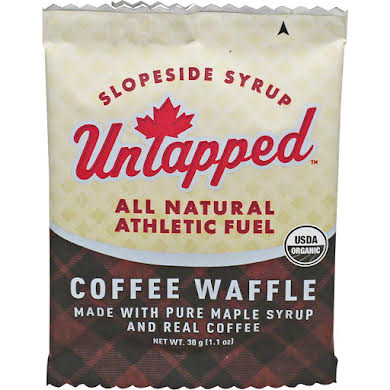UnTapped Organic Coffee Waffle: Box of 16