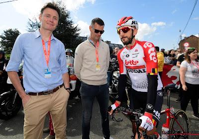 Ex-renner Staf Scheirlinckx richt Belgian Professional Cycling Association op