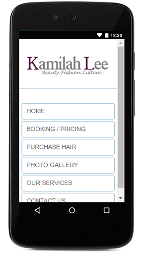 Home Of Kamilah Lee