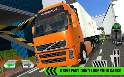 Truck Driver: Depot Parking Simulator 1.1 screenshots 14
