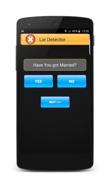 #11. Lie Detector Prank (Android)