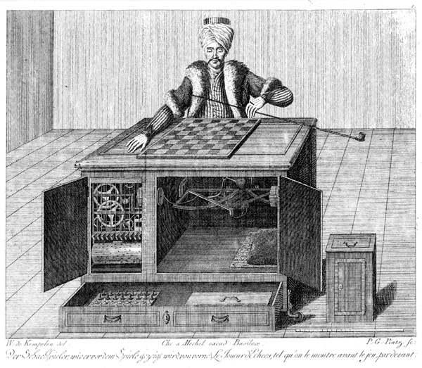 Image result for Mechanical Turk