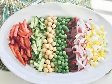 Zip-A-Dee Do-Dah Cobb Salad