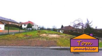 terrain à Bermont (90)