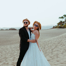 Wedding photographer Irina Spicyna (GranCanaria). Photo of 18.12.2017