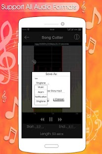Song Cutter : Audio Video Cutter - náhled
