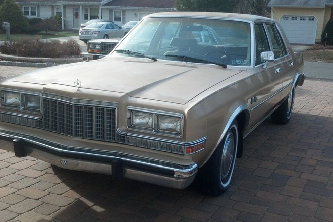 1983 Plymouth Grand Fury Hire NJ