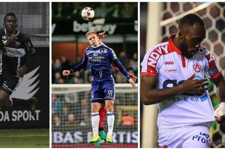 De belangrijkste spelers in de Jupiler Pro League: de onvermijdelijke Teo en twee hele grote verrassingen
