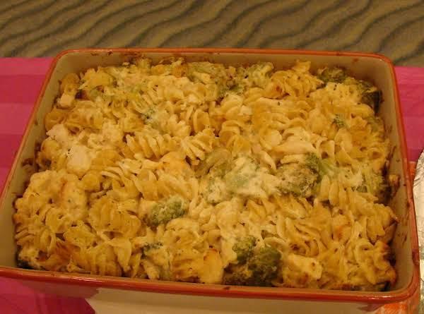 Chicken Devan Pasta