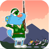 oggy adventure game