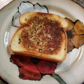 Pan Fried Garlic Bread Recipes.