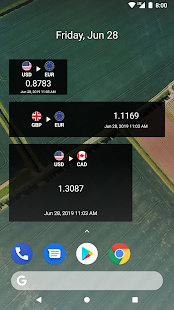 XE Currency Converter & Money Transfers Screenshot