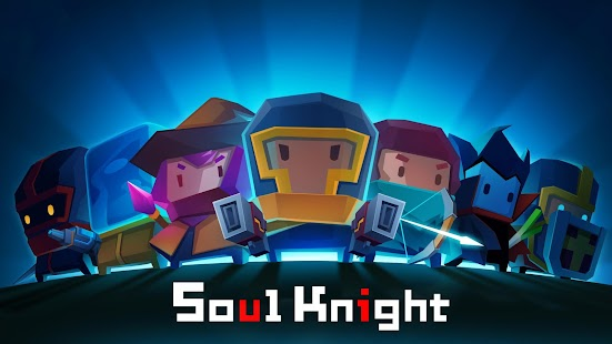 Soul Knight (Unreleased)- screenshot thumbnail