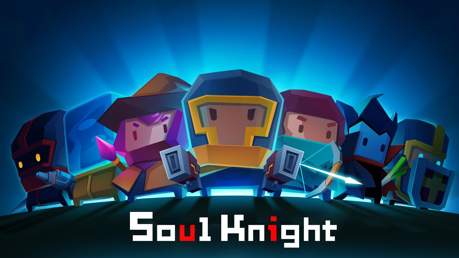 Soul Knight- screenshot