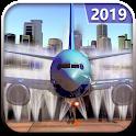 Modern Plane Wash: Flight Simulator 2019 icon