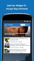 Screenshot of TV News & Listings Guide - NF