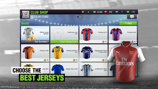 Top Eleven 2018 – Be a Soccer Manager MOD 6
