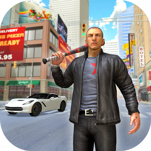 Grand Gangster Crime City - Grand Vice City Game