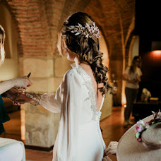 Wedding photographer Mónica García (BOKEHESTUDIO). Photo of 08.02.2018
