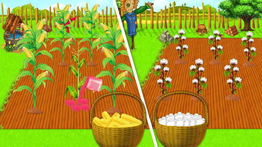 Little Farmer - Farming Simulator - Kids Games screenshots 3