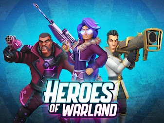 Heroes of Warland - Online 3v3 PvP Action APK screenshot thumbnail 10